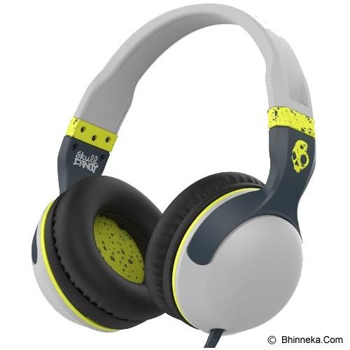SKULLCANDY Hesh 2 Over-ear w/Mic 1 [S6HSGY-384] - Light Gray - Headphone Full Size